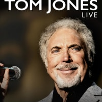 Tom JonesのUSAツアーも残り2日です。