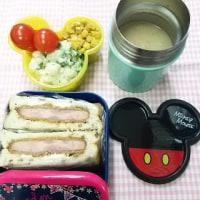 3Sランチ (サンドイッチ、スープ&サラダ)