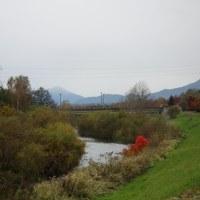花のまち「恵み野」・漁川コースの半分