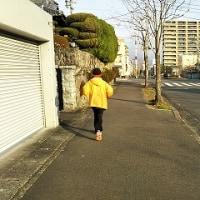 初スロージョギング