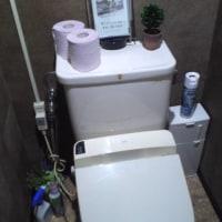 ●神戸からのお客様を・・・3件 Blue Cafe トイレ●