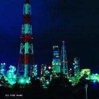 工場夜景 Ⅱ