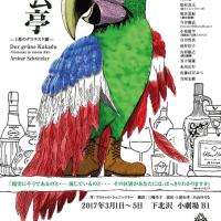緑の海賊~鸚鵡日記5