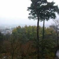 東山の高台