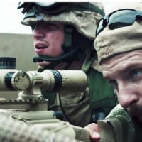 映画 アメリカン・スナイパー(2014) 伝説の狙撃手の自伝映画
