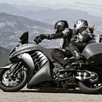 気になるバイク。