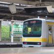 2017年7月21日,今朝の中央総武緩行線 E231-0番台