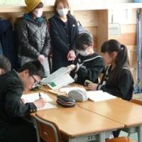 授業参観日&薬物乱用防止教室