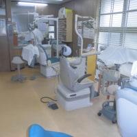 歯科医院を受診してきた