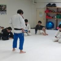 動画⬛(金)ブラジリアン柔術クラス