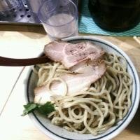 濃厚煮干しつけ麺大 月と鼈 【25日】