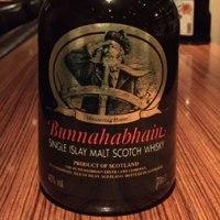 Bunnahabhain12years (2000's) 700ml,40%