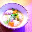 *白菜と肉団子のスープ*