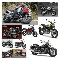 絶滅機種、400ccクラスのオートバイ。(番外編vol.1116)