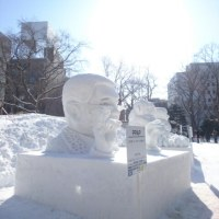 さっぽろ雪まつりとスターウォーズ