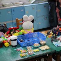 小学校の園遊会