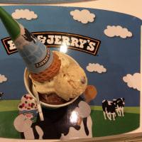 ベンアンドジェリーズのアイスクリームを梅田で食べてきました 平成28年6月