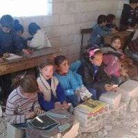 シリア子ども達支援のキャンペーンご報告