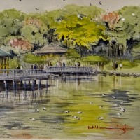 「 中島の御茶屋 」