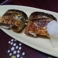 秋刀魚串焼き❗