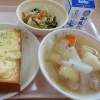 平成28年10月25日(火)給食