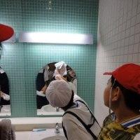トイレをきれいに!清掃トレーニング!~6年生~