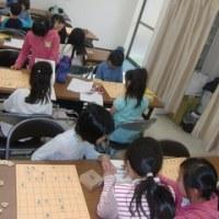 女子が多い将棋教室