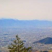 甲州市 小倉山~上条山ハイキング