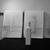 にじり寄る~大野洋平先生の絵画教室4@Clef