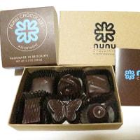 NY�ʥ��祳�졼�ȡ�Nunu Chocolates