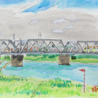 庄内川ー新前田橋