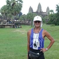 わっ、カンボジアのおじさん!