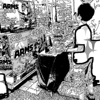 ARMS の体験会と販売。