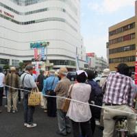 東京は選挙モード