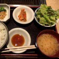 1000円焼肉ランチ