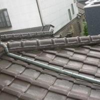 漆喰塗り替え 屋根 一部葺き直し工事 その3