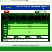 第10回 東武杯 東北支部新人大会 初日