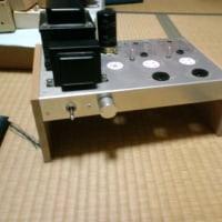 真空管アンプ改造(2)