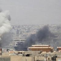 イラク軍、モスル奪還「数日で完了へ」 旧市街攻略が最終局面