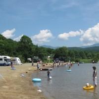 湖水浴シーズンは