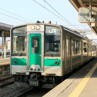 JR本宮駅にて
