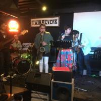 ◆楽しく終了、 live@TwinReverb 大阪