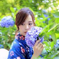 2016/06/18 紫陽花前の再会 大沢真理恵さん(2)