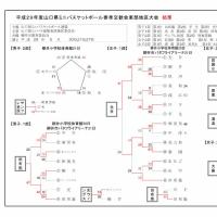 [大会結果]山口県ミニバス春季交歓会