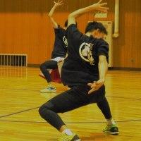 6/10(火曜日)八小体育館の夏舞徒