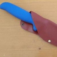 ディックのスティッキングナイフとカイデックス
