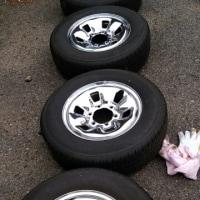 タイヤ空気圧の不思議