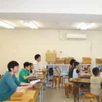5月後半日曜日の初級クラス教室