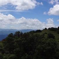 近郊への山紀行(奈良県・三重県境 三峰山に登る)