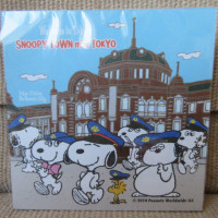 東京駅 スヌーピーグッズ